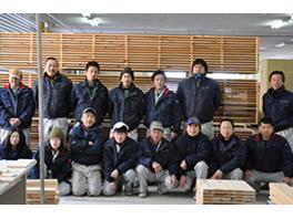 「新たな地域経営 林業六次産業化プロジェクト」