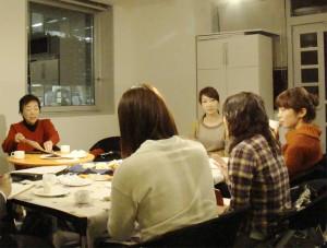 スタートアップメンバー交流会 ~ 第2回先輩起業家直伝・よろず相談所~ 2010/12/07