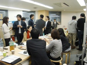 第2期スタートアップメンバーオリエンテーション ~2011/3/23、26