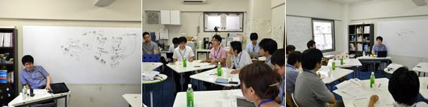 ~顧客の定義を事業プランに表現する、事業計画セミナー第2回を開催しました~ 2011/09/08